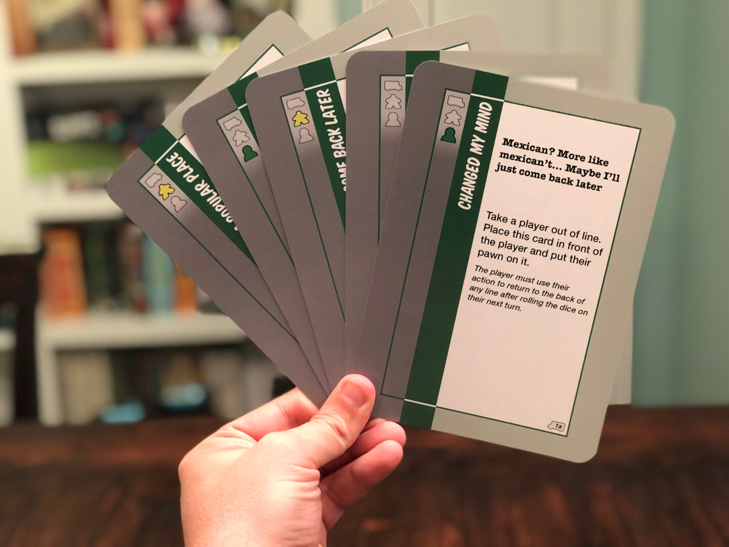 Giant-sized Cards