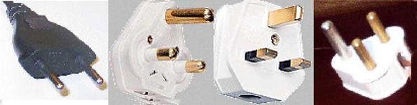 Singapore Electrical Main plug