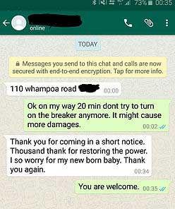 electrician singapore c3