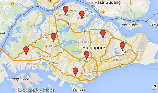 Electrician Singapore find us