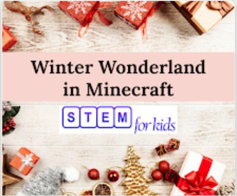 Minecraft Winter Wonderland