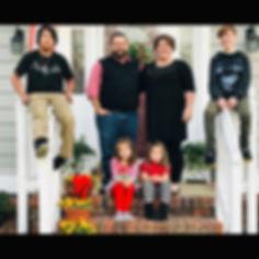 Pastor Duane Martin & Family