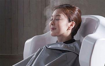 ハーバルスチーム。デトックス。よもぎ蒸し。ヨモギ蒸し。36.5℃。温活。体温UP。