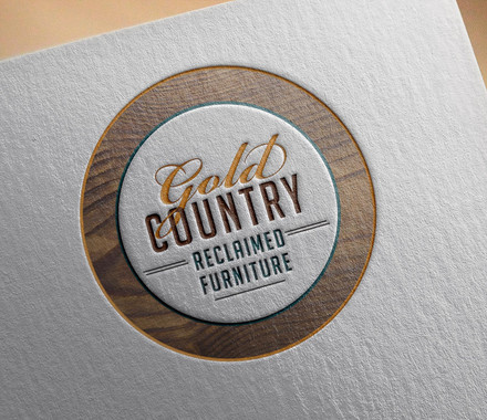Gold Country Furniture Logo