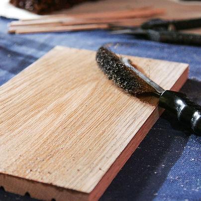 Разрыхлитель для дерева
