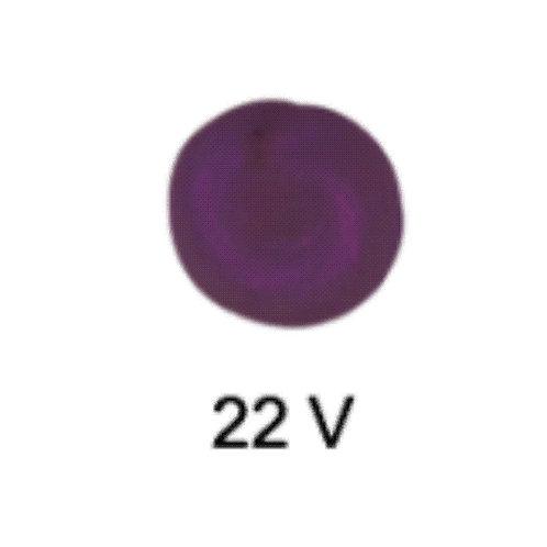 Пигмент Универсальный 22-V Фиолетовый Лиловый 50мл