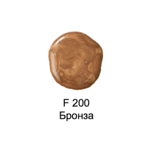 Глезаль Жемчужная F200 Бронза 1л. Канистра