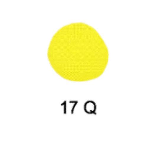 Пигмент Универсальный 17-Q Желтый Яркий 50мл.