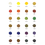 Thumbnail: Пигмент Универсальный 08-H Зеленый Бриллиант 0,15л