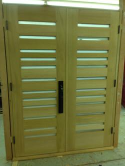 Result of Custom Door