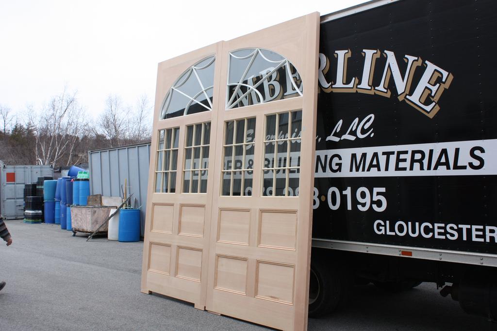 Large Barn Doors