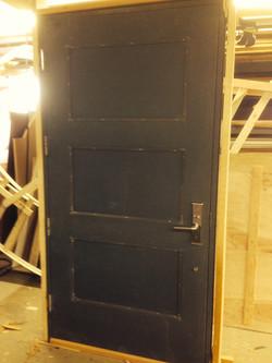 Primed Exterior Door