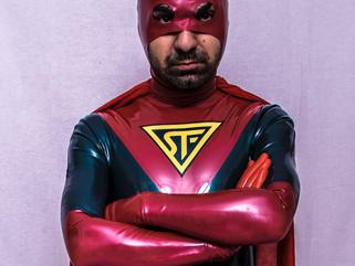 SuperHero in latex