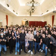 Taiwan 3 Year Anniversary Celebration 台灣三周年慶祝