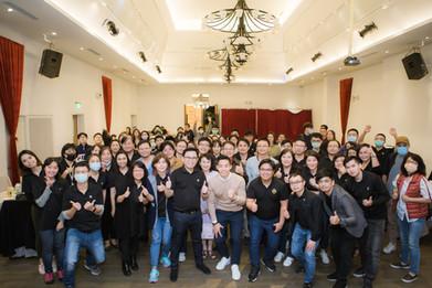Taiwan 3 Year Anniversary Celebration