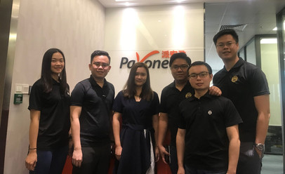 Visit to Payoneer China