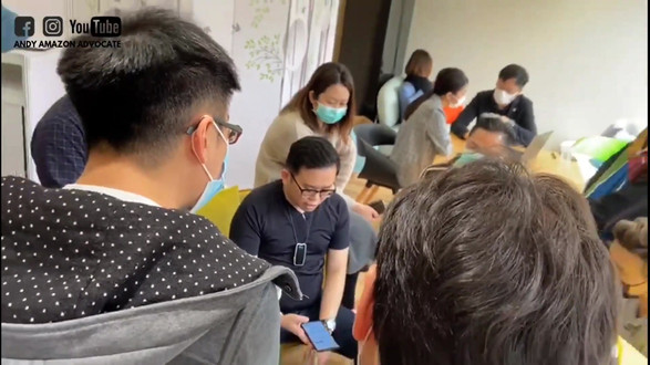 Hong Kong Amazon FBA Masterclass 香港亞馬遜FBA大師課