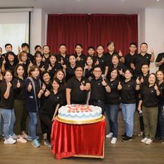 Taiwan 3 Year Anniversary Celebration 台灣3周年慶祝會