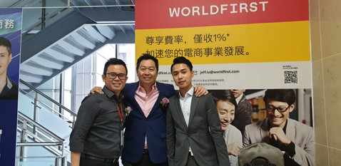 With World First