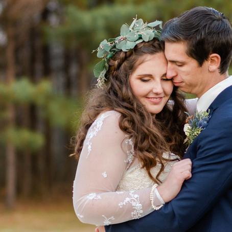 Shadburn + Green Wedding