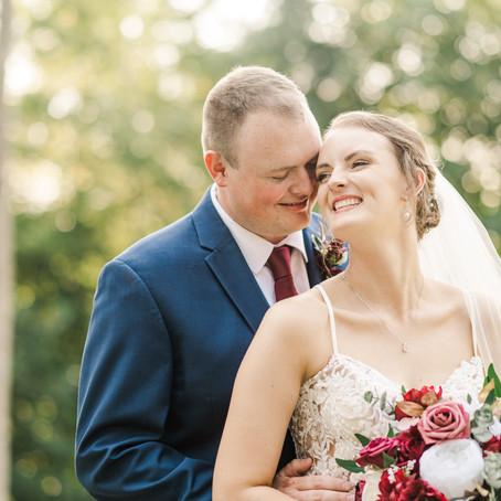 Cannon + McMinn Wedding