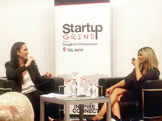 Startup Grind is Hosting Adi Soffer Teeni, Facebook Israel General Manager