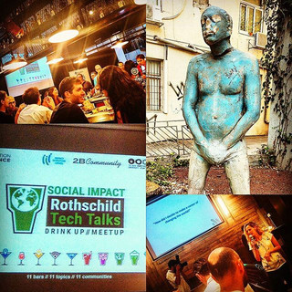 Rothschid Tech Talks, TLV 2016