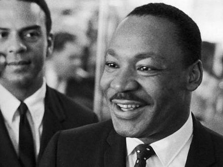 Martin Luther King, Jr - A Yogi at Heart