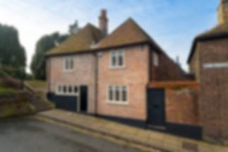 32 Millwall Place, Sandwich. Historic cottage refurbishment