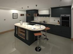 New St, Sandwich - Kitchen
