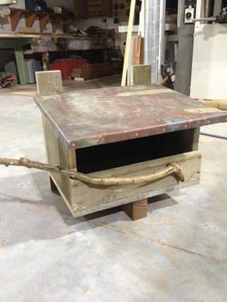 Kestrel Nesting Box