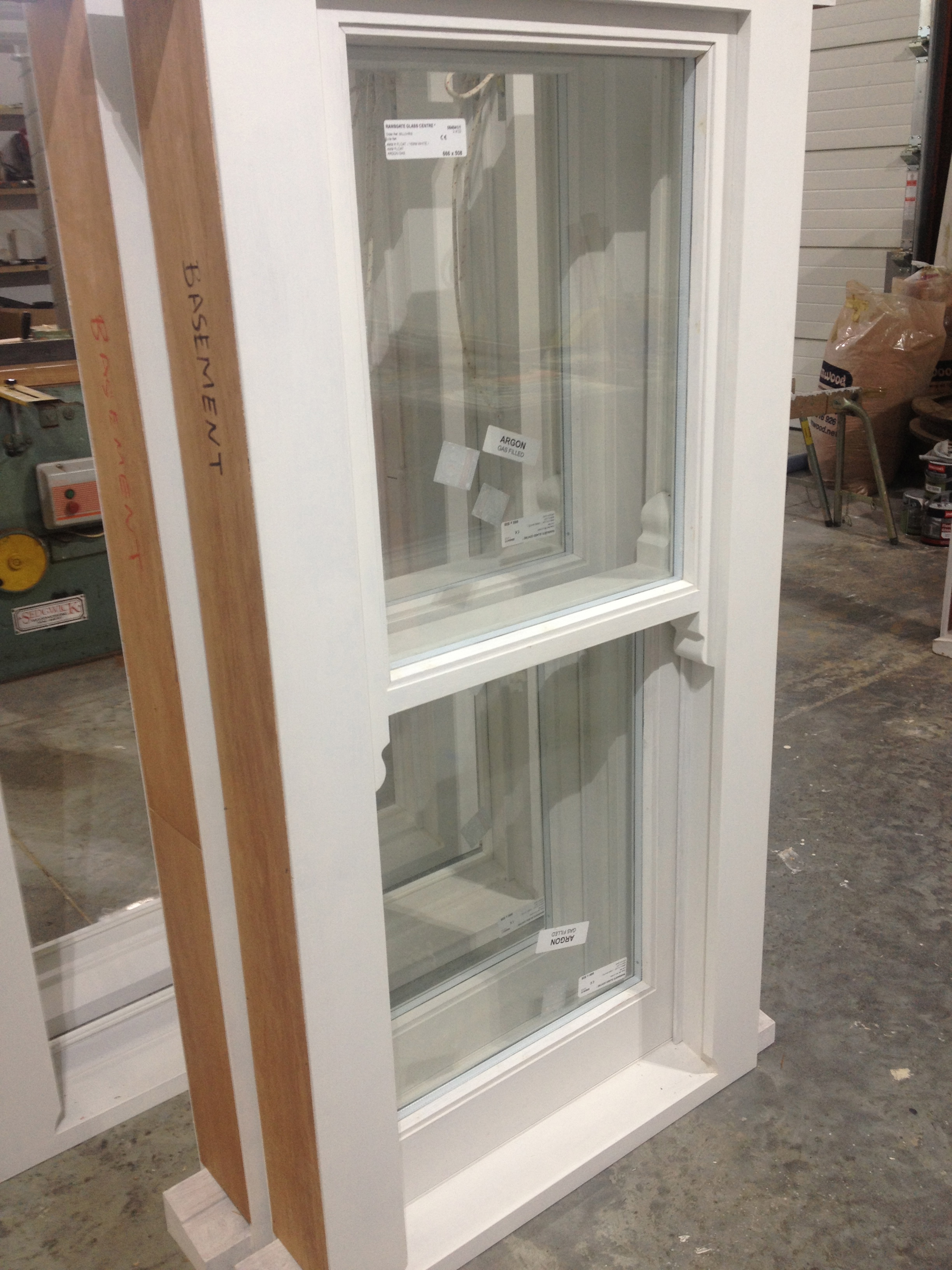 Triple Glazed Box Sash Windows