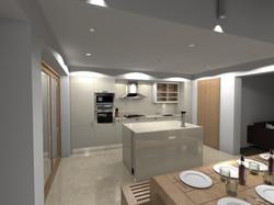 Pound Lane, Canterbury - Kitchen