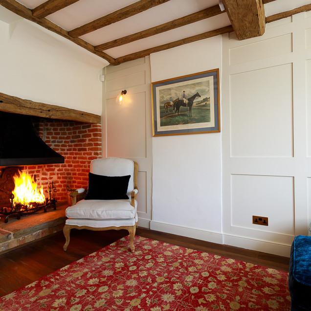 Grade II Listed Fisherman's Cottage Refurbishment