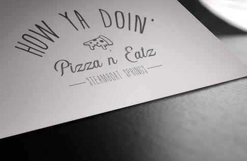 How Ya Doin Pizza n' Eatz