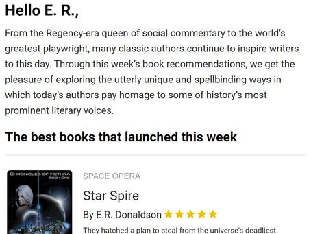 5-Stars for Star Spire
