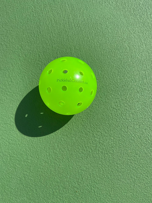 Durafast Outdoor Pickleball balls (pkg of 3)