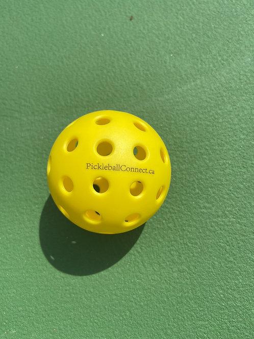 Onix Outdoor Pickleball balls (pkg of 3)