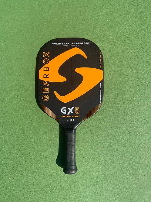 NEW GX5, 8.5 oz, CONTROL, Orange