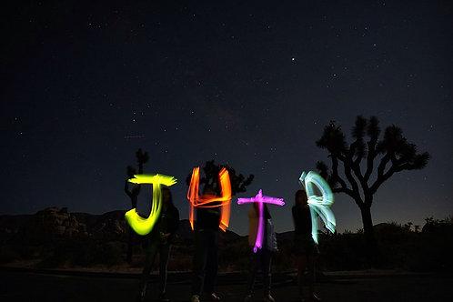 [ 조슈아트리 당일트립] 사막에서 바베큐+활기찬 암벽등반+밤하늘+은하수 인증샷