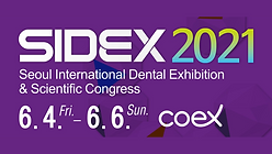 Seoul International Dental Exhibition & Scientific Congress 2021 (SIDEX 2021)