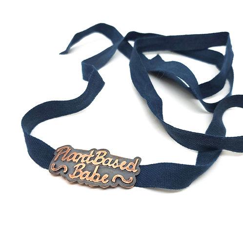 Plant Based Babe Necklace/Bracelet