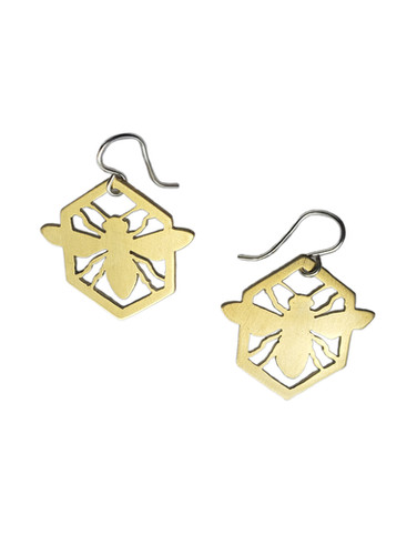 small honeybee earrings.jpg