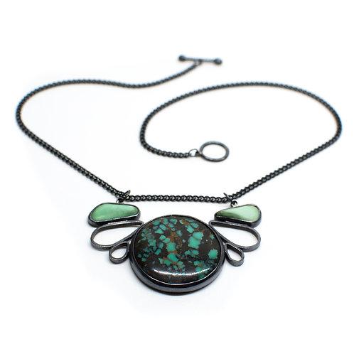 Para Variscite Turquoise Necklace