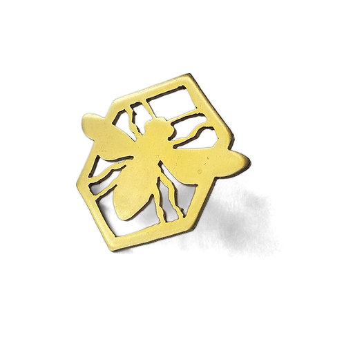 Honey Bee Pin