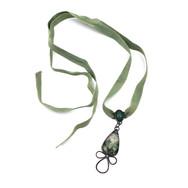 mossy agate dangle charm on ribbon2.jpg