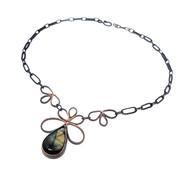 Labradorite Pipetal Necklace.jpg