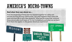 Micro Towns Citizen Skull
