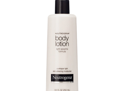Is Your Lotion Making You Sick?
