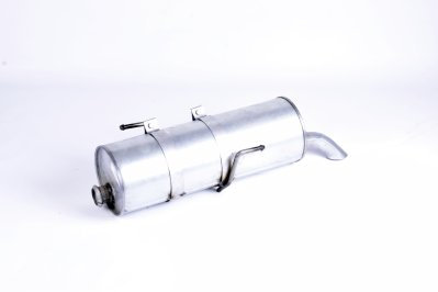 Peugeot 206 Exhaust Rear Silencer Back Box